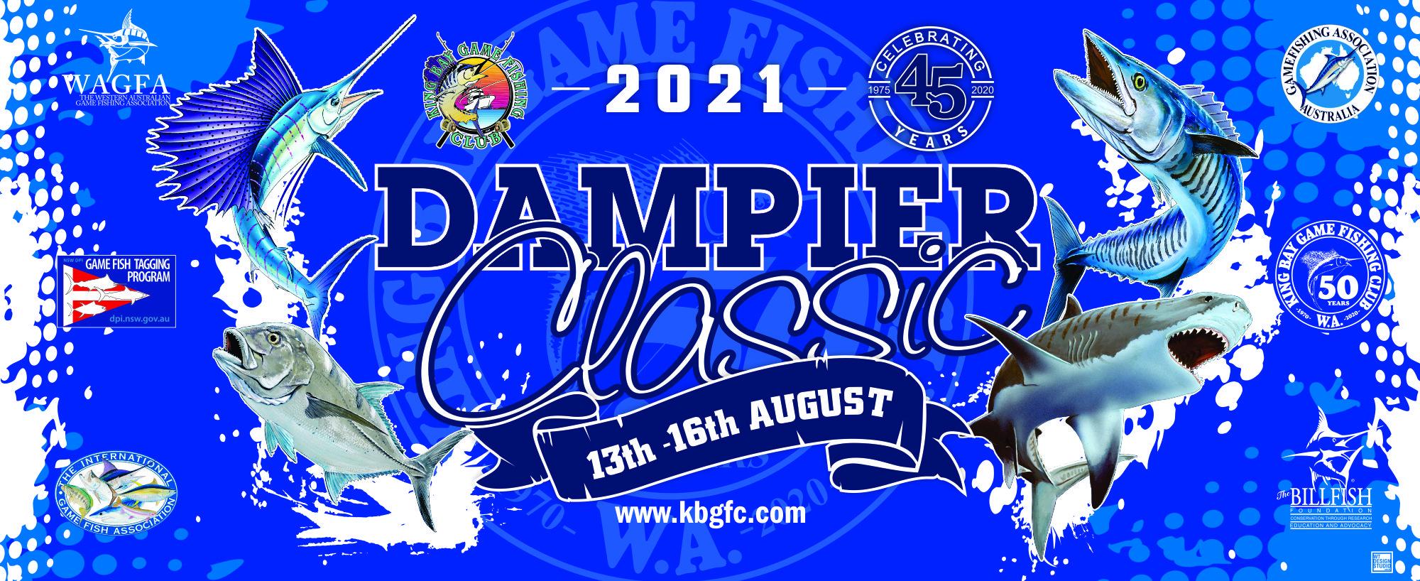 DAMPIER CLASSIC 2021 - KBGFC